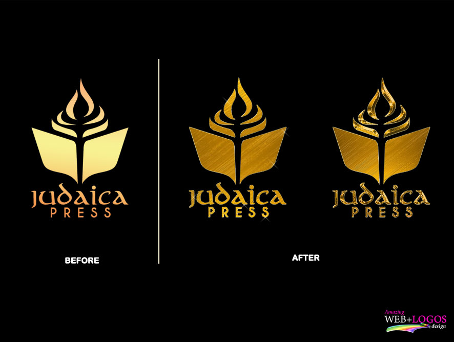 Make a Gold Logo